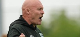 Dave Connell selects squad for tough qualifying round fixtures