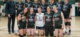 NUIG Alliance Dominate the Volleyball Association of Ireland's Women's Final