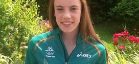 Hat trick of gold medals for Elizabeth Morland