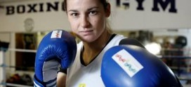 Katie Taylor makes I Wish come true