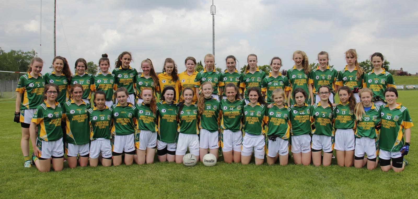 Meath v Wexford U14 Leinster Final