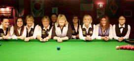 Ann McMahon RILSA International Irish Open Snooker Champion