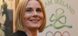 Sarah Keane is the new President of the Olympic Council of Ireland (OCI)