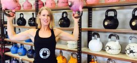 Sarah Smith won the silver medal at The National Kettlebell Championships last Sunday