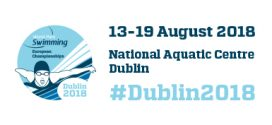 ONE YEAR TO GO UNTIL THE PARA SWIMMING EUROPEAN CHAMPIONSHIPS, DUBLIN 2018