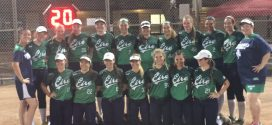Ireland's Junior Softball Team 2017