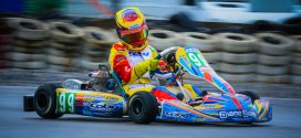 Alyx Coby secures third place in the Motorsport Ireland Karting Championship