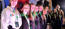 Irish women win 13 medals in Taekwon-do World Championships as Ireland ranks 3rd overall on the medal table